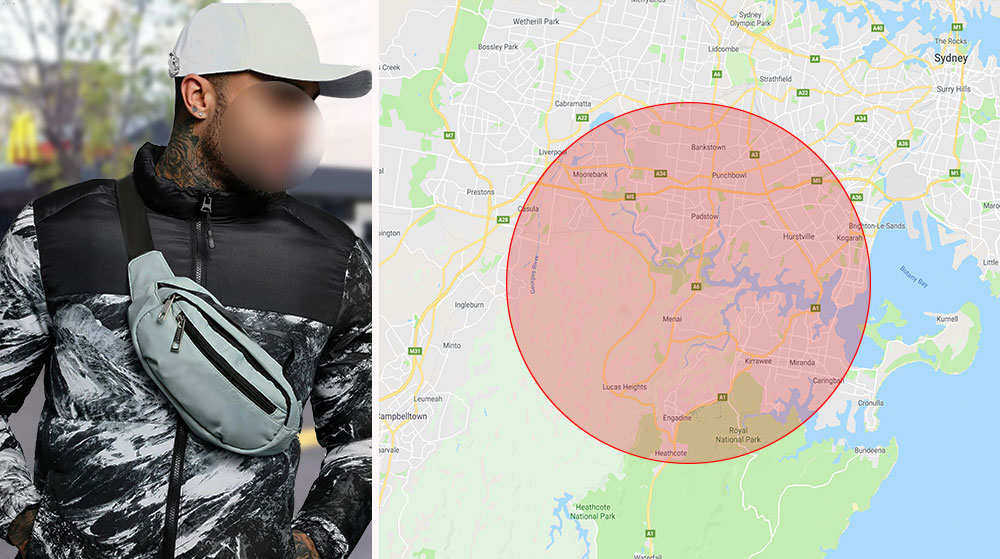 New Laws Allow Police To Arrest Anyone Wearing A Bumbag In South-West Sydney